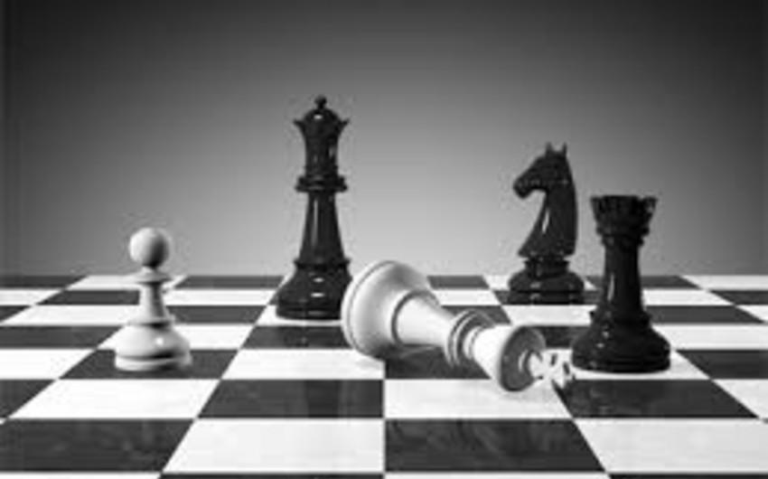 Loğman Quliyev Fəcr Open beynəlxalq şahmat turnirinin qalibi olub