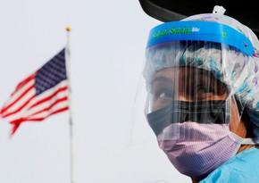 ABŞ-da sutkalıq ölüm sayında rekord qeydə alındı