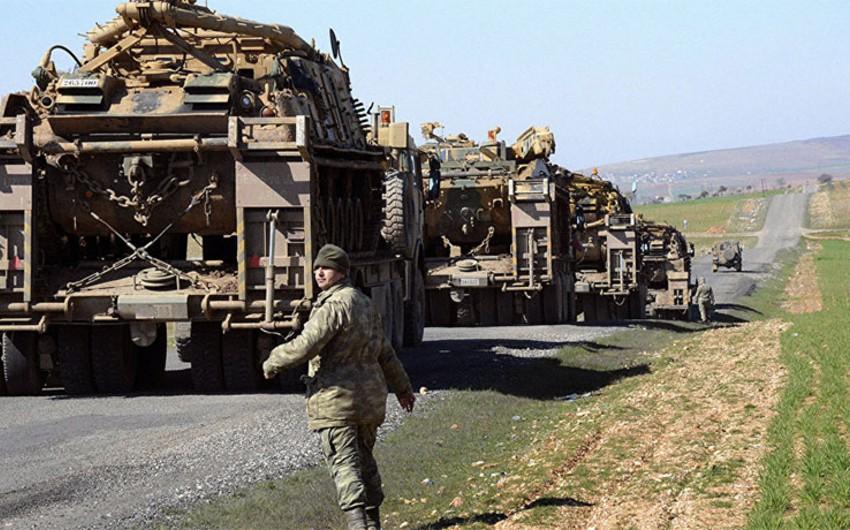 İran İraqın şimalı ilə sərhədə tank yerləşdirir