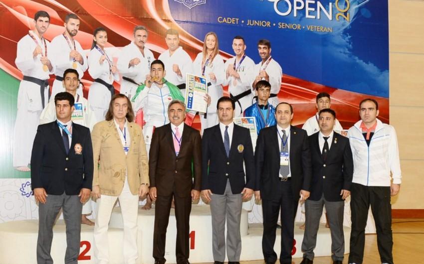 """Karate üzrə """"Baku Open"""" 7-ci beynəlxalq turnirinə start verilib"""
