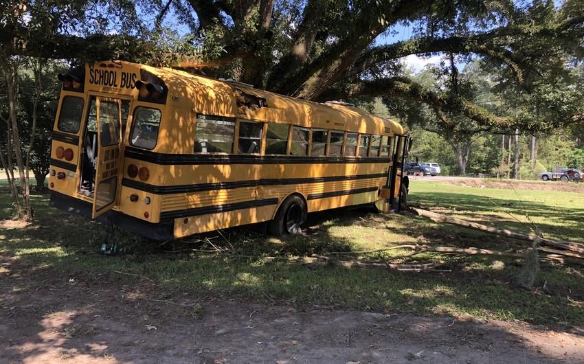 ABŞ-da 11 yaşlı yeniyetmə məktəb avtobusunu qaçırıb