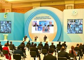 Ashgabat hosts International media forum