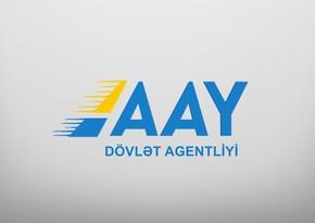 Azərbaycan Avtomobil Yolları Dövlət Agentliyi açıqlama yayıb