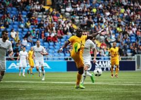Qazaxıstan futbolunda legioner limiti ləğv olunur