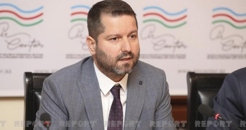 """İRAM rəhbəri: """"Biz yeni regional sülh sistemini formalaşdırmalıyıq"""""""