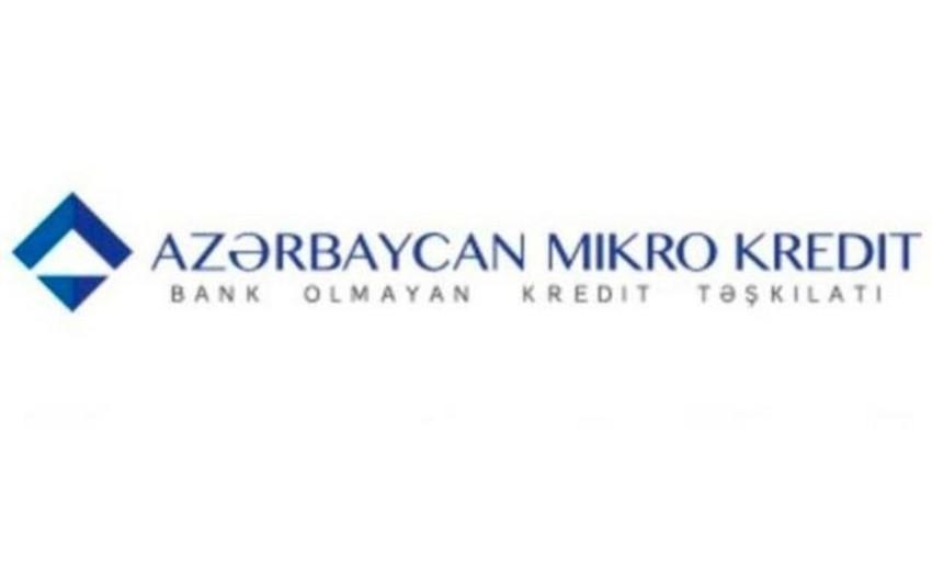 """""""Azərbaycan Mikro-Kredit"""" BOKT-nin aktivləri 35% artıb"""