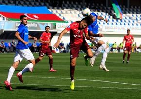 Sumqayıt və Qəbələnin futbolçuları diskvalifikasiya olundu