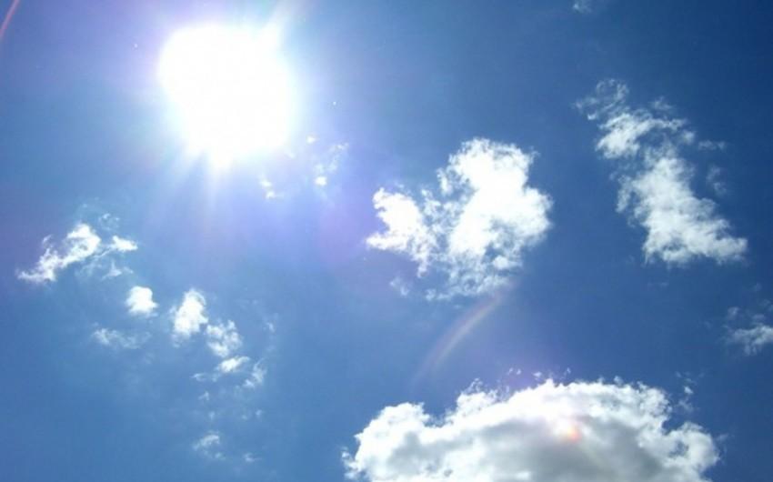 İyunun 8-də Bakıda və Abşeron yarımadasında hava yağmursuz olacaq