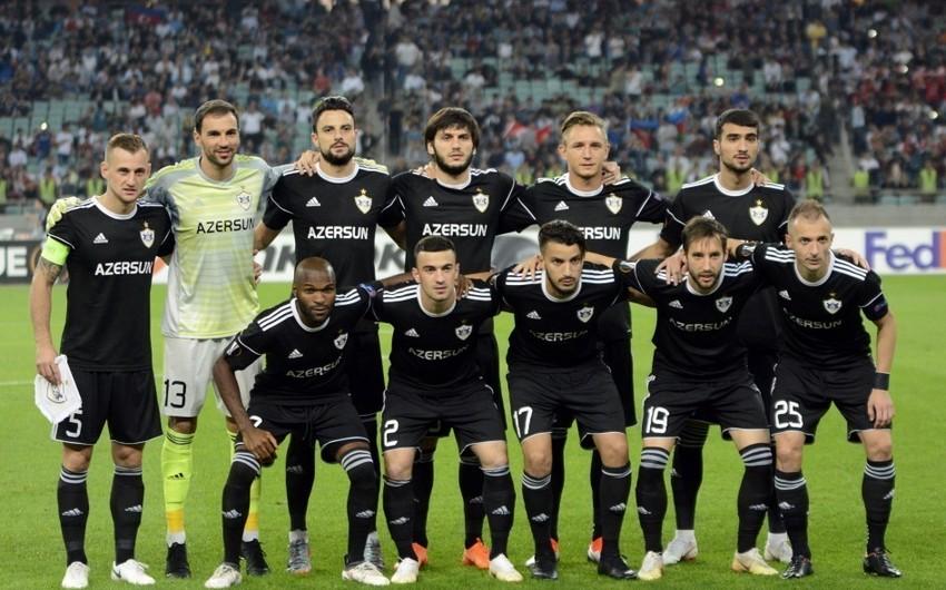 УЕФА опубликовал статистические данные в связи с матчем Карабах - Ворскла