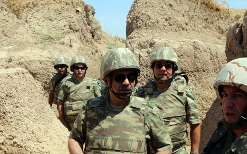 Azerbaijani Defense Minister: The moment has come - PHOTOS