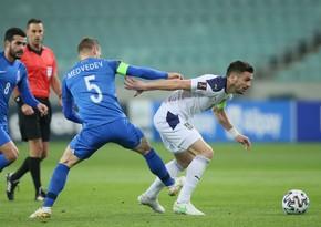 EURO-2023: Azerbaijan's U21 to face Croatia
