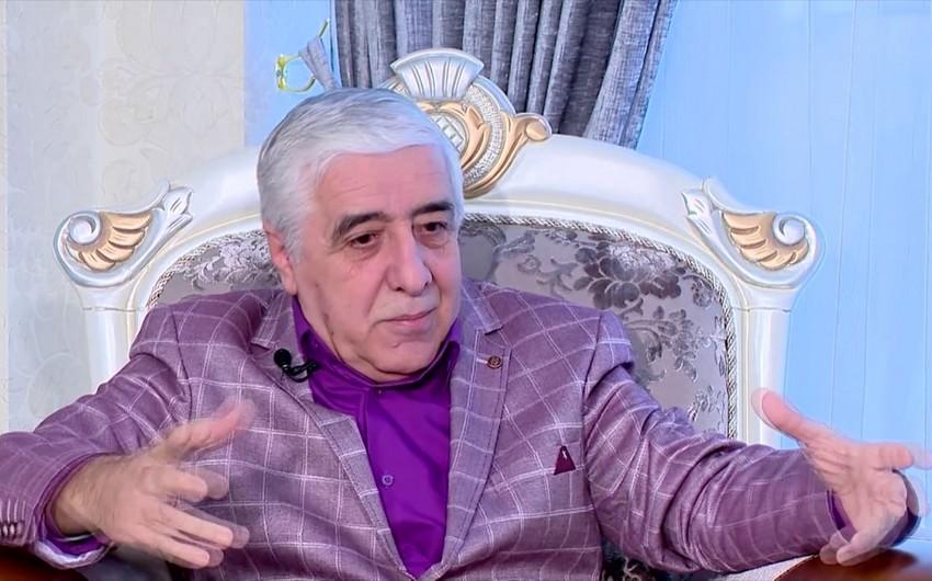 Скончался народный артист Азербайджана Аждар Гамидов
