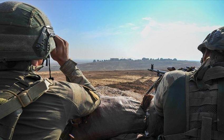 Türkiyə hərbçiləri Suriyada PKK terrorçularını zərərsizləşdirdilər
