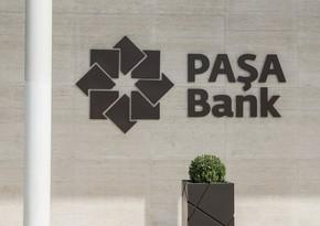 PAŞA Bankın xalis mənfəəti 30% artıb