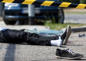 Nərimanov rayonunda 22 yaşlı gənci avtomobil vurdu