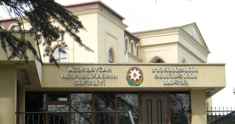 Gürcüstanda Azərbaycan səfirliyinin təsis olunmasından 25 il ötür