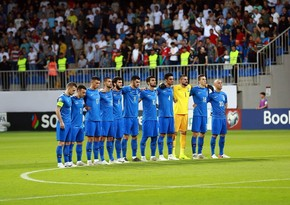 Сборная Азербайджана игру с Катаром может провести в Лондоне