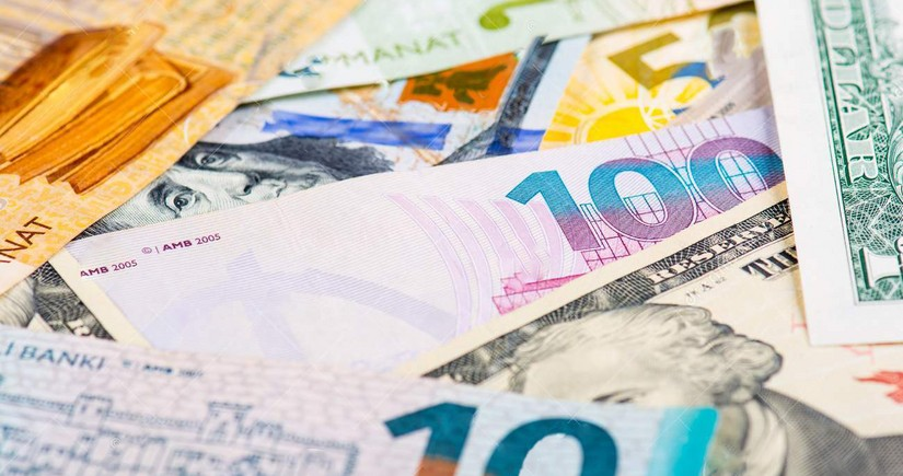 Курсы валют Центрального банка Азербайджана (28.10.2021)
