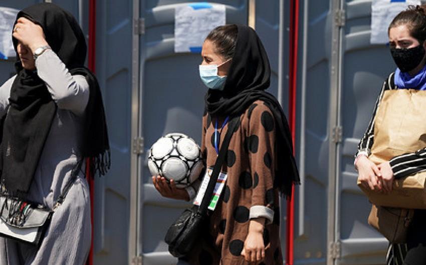 Əfqanıstanın qadın futbol yığması ölkədən qaçıb