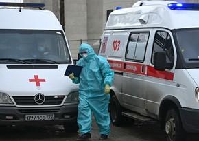 Rusiyada daha 594 nəfər koronavirusdan ölüb