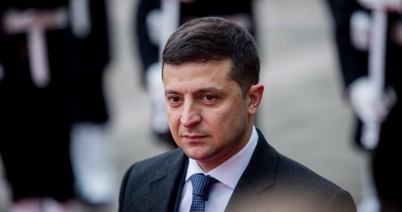Ukrayna Prezidenti BMT-nin Donbas və Krım məsələsinin həllinə nail olacağına inanır