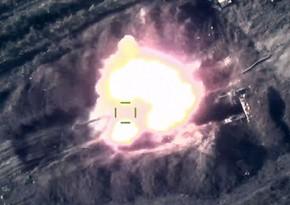 MN: Düşmənin iki artilleriya batareyası məhv edilib