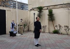 В посольстве Пакистана в Азербайджане отметили национальный праздник