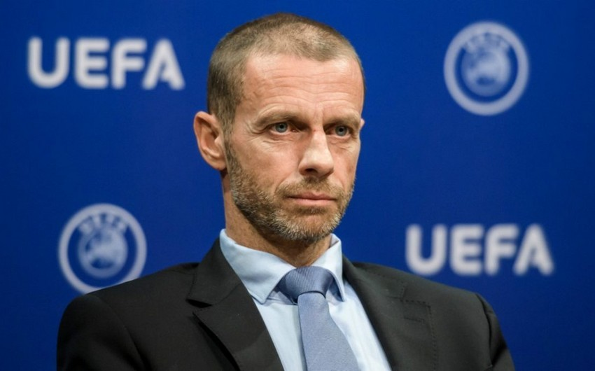 UEFA prezidenti: Avrokubokların keçirilməməsi üçün səbəb görmürəm