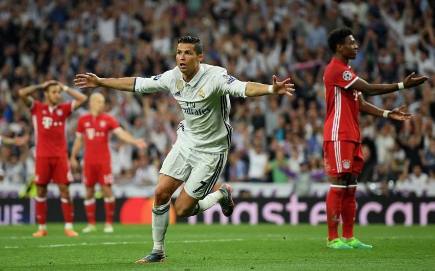 Bu gün Bavariya və Real Madrid komandaları qarşılaşacaq