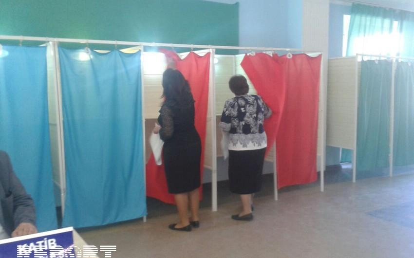 В Гейчае среди избирателей трое старше 100 лет