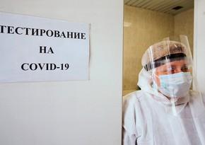 Rusiyada daha 71 nəfər koronavirusdan ölüb