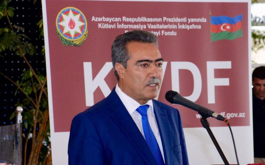 KİVDF-nin sabiq rəhbəri cinayət yolu ilə 5,7 milyon manat əldə edib