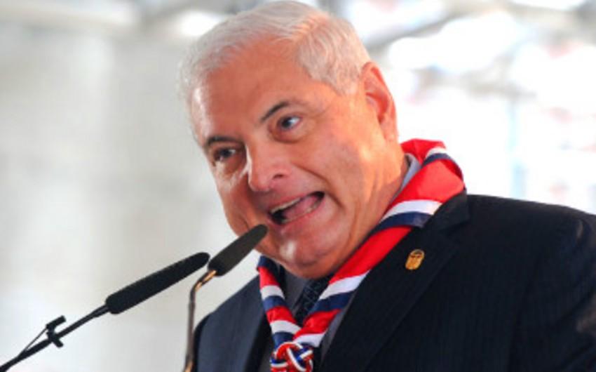 Panamanın keçmiş prezidenti barəsində həbs qərarı çıxarılıb