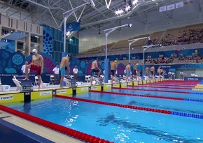 Azerbaijani swimmers complete their performances - UPDATED