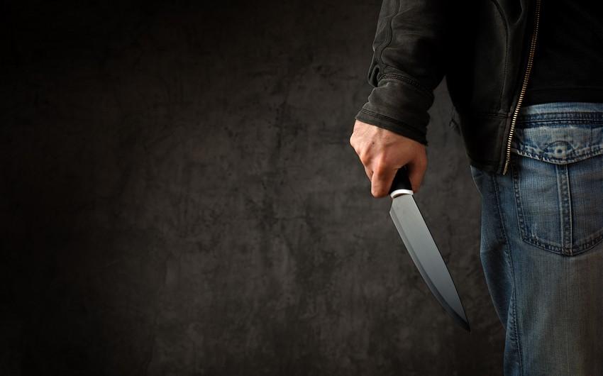 Salyanda 49 yaşlı sürücü bıçaqlanıb