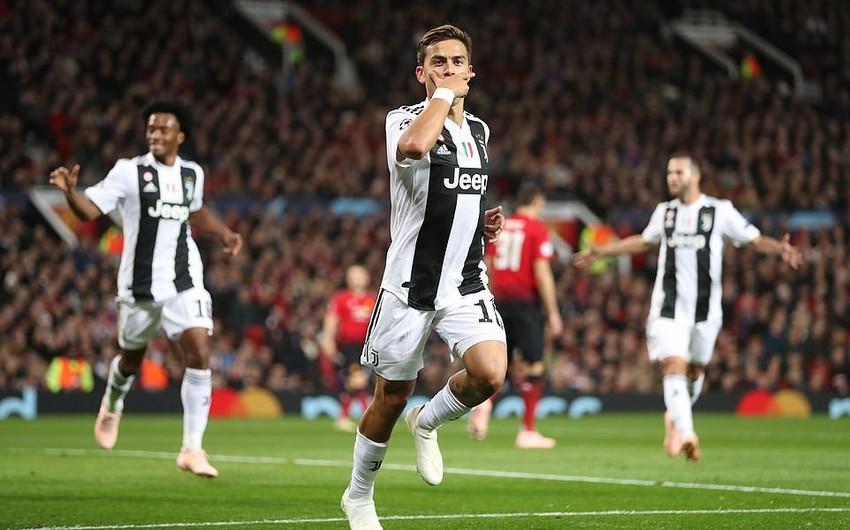 Ювентус одержал победу над Манчестер Юнайтед спустя 15 лет