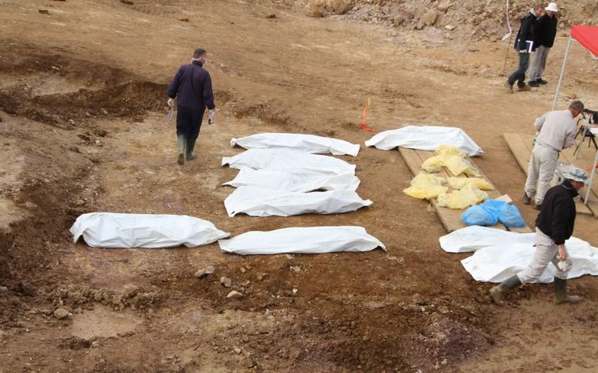 Массовое захоронение жертв боевиков обнаружено в Мьянме