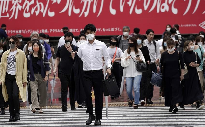Yaponiyada yenidən rekord yoluxma qeydə alındı