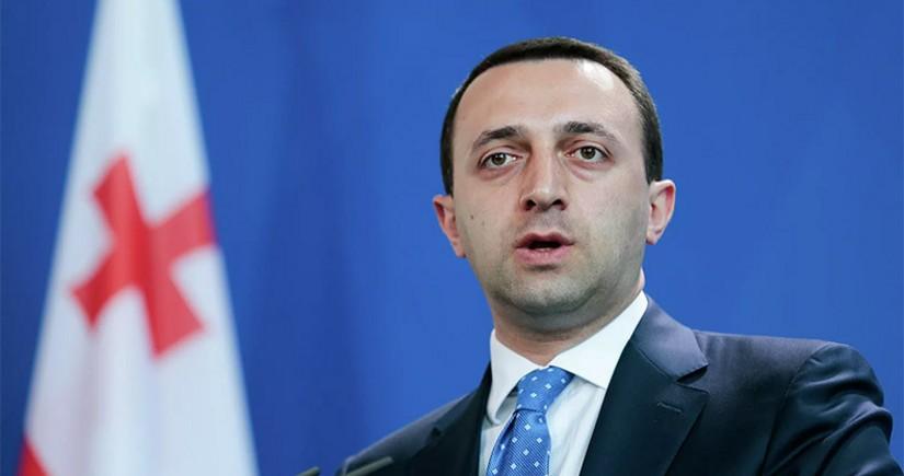 """Gürcüstanın baş naziri: """"NATO-ya üzvlüyə hazırlaşırıq"""""""