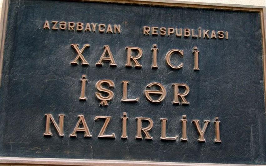 Azərbaycan XİN: Yegişe Qevorkyanın cinayət məsuliyyətinə cəlb ediləcəyi gözlənilən idi