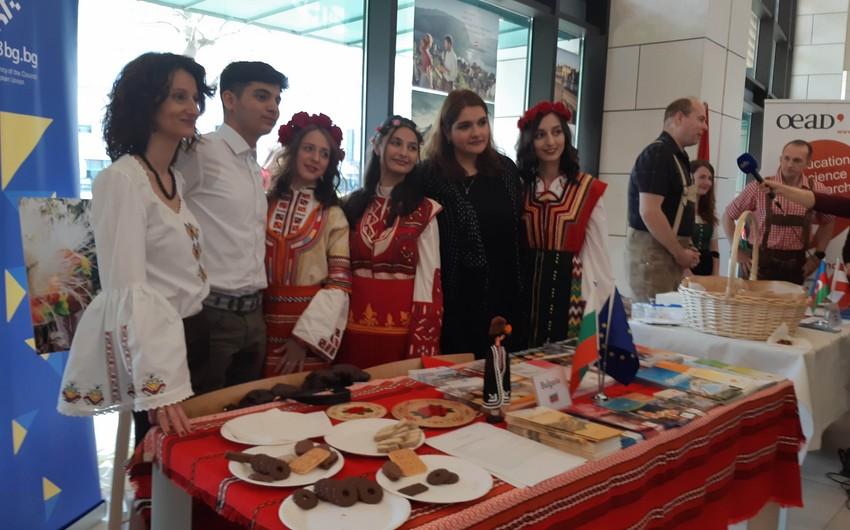 Bakıda illik Beynəlxalq Festival keçirilib