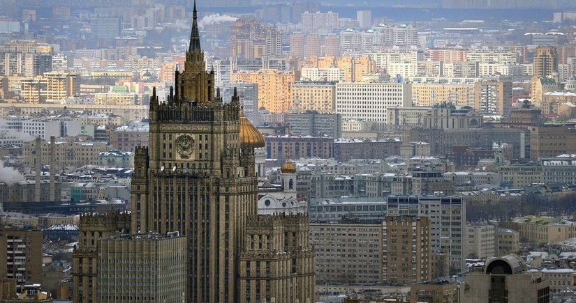 Russian MFA: It is important to resolve issues on mine clearance and maps of minefields