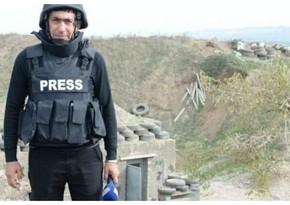 Ставший шехидом в Кельбаджаре корреспондент АЗЕРТАДЖ будет похоронен завтра