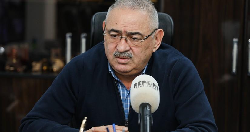 Ramin Musayev: Limitdən danışanlar öz klubundakı uşaq futbolu ilə maraqlansınlar