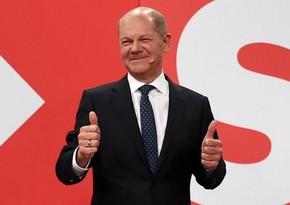 Лидер СДПГ Шольц намерен договориться о правящей коалиции до Рождества