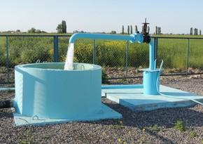 Ağcabədinin içməli su təminatında fasilə yaranıb