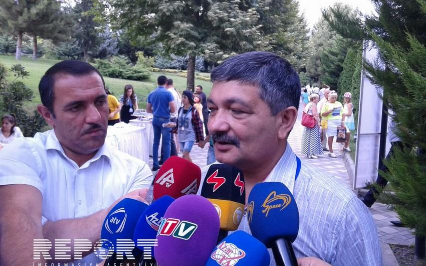 Şəkidə ikinci beynəlxalq şirniyyat festivalı başa çatıb - FOTO