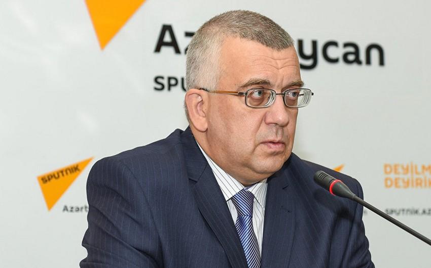 Rusiyalı politoloq: Rusiya XİN bloger Aleksandr Lapşinin məsələsində ikili standartlara yol verir