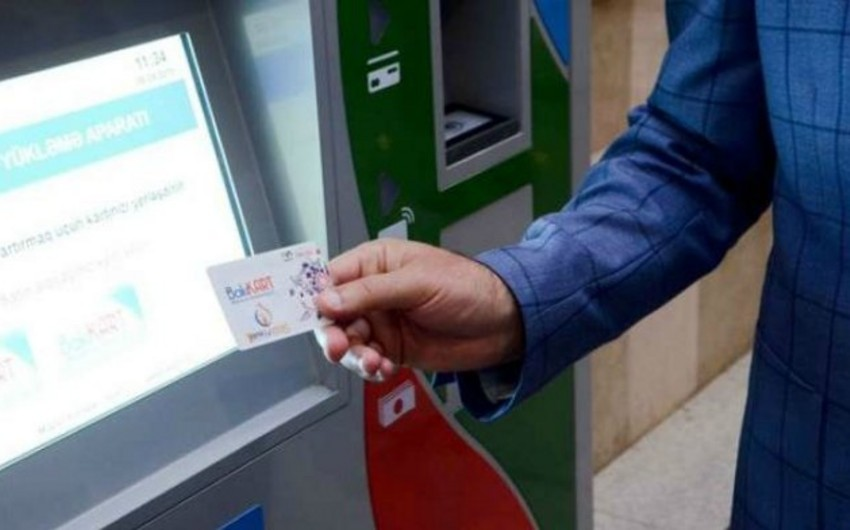 Naxçıvanda mövcud olan ödəniş kartlarının sayı açıqlanıb