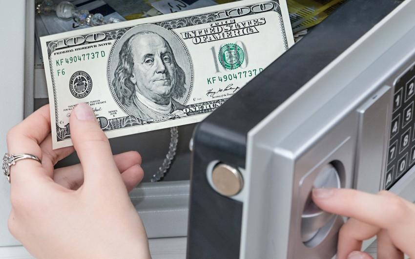 Стратегические валютные резервы Азербайджана превысили 53 млрд долларов